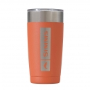 SIMMS Headwaters Insulated Mug 20oz Simms Orange