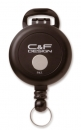 C&F Flex Pin-on-reel, schwarz