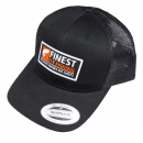"Finest Fly Fishing Retro Trucker Kappe ""Black"""